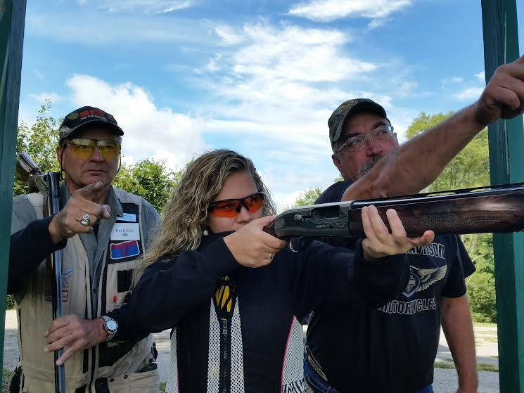 Sporting clays at Hunting Hills